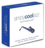 Various Artists - Simply Cool Jazz / Various [New CD] UK - Import