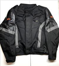 Men's Xelement Motorcycle  Riding Jacket  XL