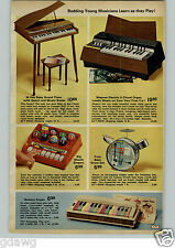 1972 PAPER AD Guitar Amp David Cassidy Mike Mod-Style Big Mouth Singers