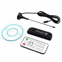 USB DVB-T & RTL-SDR Realtek RTL2832U & R820T DVB-T Tuner Receiver MCX Input CN