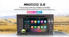 ERISIN ES4897S AUTORADIO Navigatore GPS Porsche Cayenne Android 9 WiFi 4G Dvd BT