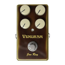 Vemuram Jan Ray Overdrive Boost Pedal 1960s Fender Blackface