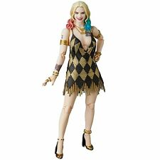 """MEDICOM TOY MAFEX """"Suicide Squad"""" Harley Quinn Dress Ver. from Japan"""