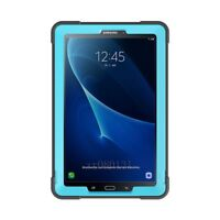 Heavy Duty Silicone Case Cover For Samsung Galaxy Tab A 10.1 2016 T585 T580+Film