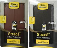 Brand New!! Otterbox Strada Leather Wallet Case For Samsung Galaxy S6