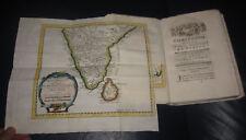 1782 De La Harpe, Viaggi, India, Indostan, Scimmie, Fakiri, Golconda, Bontehoe