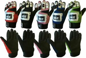 Kids Children Boys & Girls Motocross Motorcycle Bike Youth Bicycle Quad Gloves
