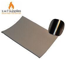 3mm Flue Pipe Stove Glass Seal Gasket Material Woodburner/LogBurner/Multi Fuel