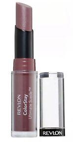 Revlon ColorStay Ultimate Suede Lipstick, Supermodel 045Lot Of 2 X 0.09 Oz/2.55g