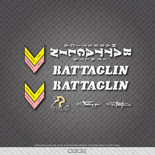 0302 Battaglin Bicycle Stickers - Decals - Transfers