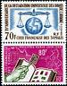 COLONIES CÔTE DES SOMALIS N° 318/9 NEUFS**