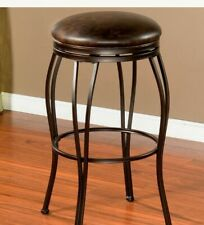 American heritage billiards 30in Romano Bar Stool Coco/brown