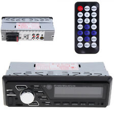 Bluetooth Car Stereo MP3 Radio FM Player AUX IN Fernbedienung + Lenkradsteuerung