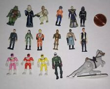 Star Wars Micro Machines Action Fleet figures + Power Rangers, ID4, Transformers