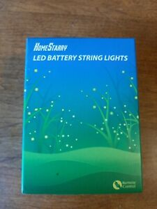 Home Starry DimMer Series Mini LED Battery String Lights, Infrared Remote