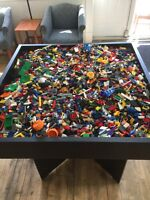 2.5 Pounds Of Lego Bricks Part Pieces Lot Star Wars City Etc. Bulk 100%