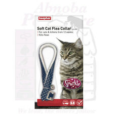 Beaphar Soft Cat Flea Collar - Sparkle insecticide that kills fleas for 4 months
