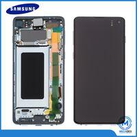 Original Samsung Galaxy S10 G973F LCD Display+Touch Screen Bildschirm Prism Blau