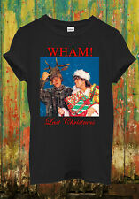 Last Christmas Wham George Michael Xmas Gift Men Women Unisex Top T Shirt 2265