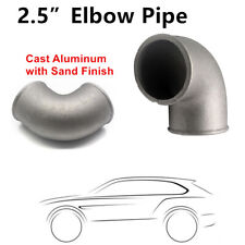"Premium Grade Cast Aluminum 90º Elbow Pipe 2.5""/64mm Ideal For Turbo Intercooler"