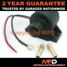 12V ELECTRIC UNIVERSAL PETROL DIESEL FUEL FUMP FACET POSIFLOW STYLE TRACTOR BOAT
