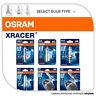 Osram X-Racer® Xenon Look 4200K Bike Headlight Bulbs Motorbike H4 H7 S2 HS1 H11