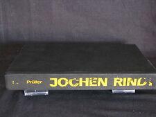Prüller Book Jochen Rindt Heinz Prüller (Deutsch) 1970