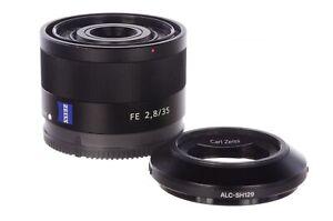 Sony 35mm f2.8 FE ZA, 6 month guarantee