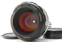 *NEAR MINT* Nikon Nikkor-S.C Auto Ai converted 55mm f1.2 MF Prime Lens Japan 414
