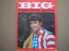 BIG SEMANAL 9 1967 LITTLE TONY DETROIT SUPREMES MARVIN GAYE STEVIE WONDER