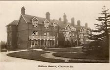 Middlesex Hospital Clacton On Sea 1925 RP Postcard f1