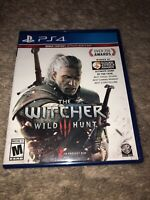 The Witcher 3: Wild Hunt - Playstation 4 PS4