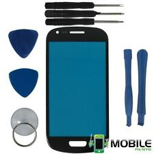 Black Front Screen Glass Replacement Lens for Samsung Galaxy S3 Mini i8190 Tool