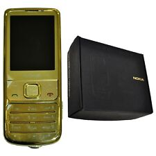 NOKIA 6700C-1 CLASSIC RM-470 170MB GOLD EDITION FACTORY UNLOCKED 3G 2G GSM