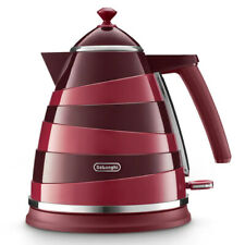 DeLonghi KBAC3001.R Avvolta Class Tea Kettle 220 Volts Export Only