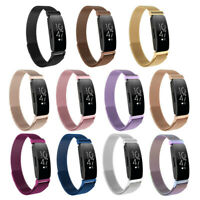 For Fitbit Inspire/Inspire HR Milanese Loop Stainless Steel Watch Band Strap