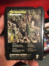 Parliament Osmium 8 Track SEALED MAGGOT BRAIN and More! 14 Titles 9 Sealed LÖÖK!