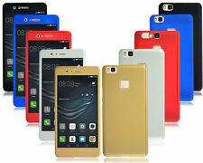 Metallic Mobile Phone Hybrid Cases for Huawei