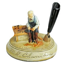 Sebastian Miniature Sml-292 Shoemaker Penstand (Intl Shoe M R Chambus) - Signed