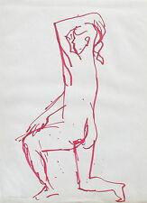 Mary Cane Robinson Modernist Figure Study (I)