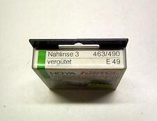 Hoya Nahlinse +3 463/490   49 mm