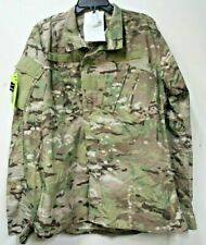 OCP Multicam Jacket Army Combat Uniform Insect Flame Resistant Medium Long
