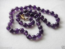 Handmade Amethyst Stone Fashion Jewellery