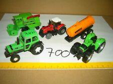Konvolut Nr. 700 Modellautos SIKU, Fasswagen, Deutz Agrotron, Massey, Deutz Fahr