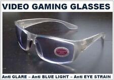 """Computer Eyes"" eyewear & video gaming glasses blue light protection eye strain"