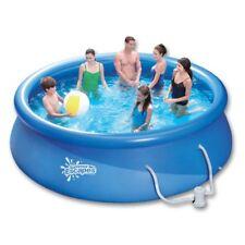 Pool Swimmingpool Easypool 3.66 x 0.91 mit Filterpumpe und Kartuschenfilter