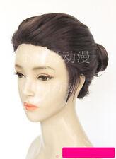 Azumane Asahi Haikyuu!! Haikyuu Cosplay Perücke wig Kurz Short zopf braun brown