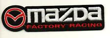 For Mazda Motor Sport Racing P640 Embroidered Iron on Patch High Quality Jacket