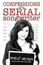 CONFESSIONS OF A SERIAL SONGWRITER - BIO/REFERENCE BOOK 152159