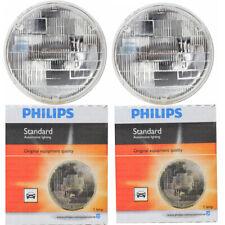 Philips Low Beam Headlight Light Bulb for GMC G1500 C25 C2500 Suburban qm